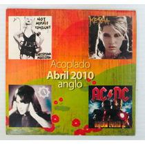 Christina Aguilera Ac/dc Alizee Cd Sampler Mexicano, Raro