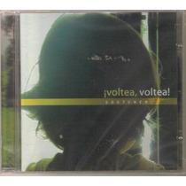 Voltea Voltea! - Sostener ( Banda Mexicana ) Cd Rock