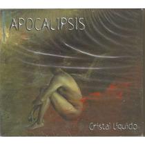 Cristal Liquido - Apocalipsis ( Rock Pop De Guadalajara ) Cd