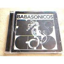 Cd Babasonicos - Mucho - Banda Rock Argentino -10 Exitos