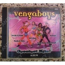 Vengaboys Cd Greatest Hits Album 1a Ed 1999 Bvf