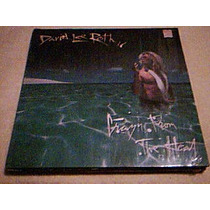 Disco Lp David Lee Roth - Crazy From The Heart -