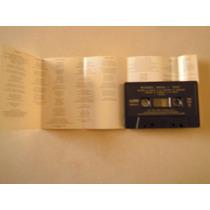 Miguel Bose Cassette De Cromo Xxx Coleccion