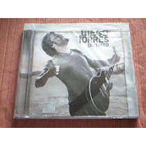 Cd Diego Torres - Distinto - Cd Nuevo Sellado -
