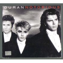 Duran Duran Notorious Caja Rigida Especial Cd Doble, Nuevooo