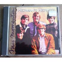 Herman Hermits Mis Momentos Cd Ex Itos Unica Ed 1997 Idd
