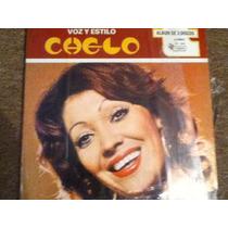 Disco Acetato De: Voz Y Estilo Chelo 3 Discos