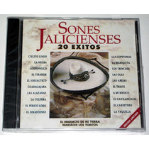 Cd Sones Jalicienses: 20 Éxitos!! Css