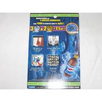 Cd Promo Minidisk Pepsi(shakira, Kabah Y Otros) Raro