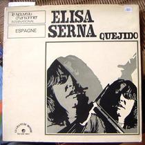 Cantautor, Elisa Serna, Quejido, Lp 12´