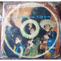 Bolero, Los Hermanos Luna, Éxitos De Latinoamerica, Lp 12´.