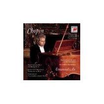 Cd Pianoforte Emanuel Ax Chopin Concierto Envio Gratis Lqe