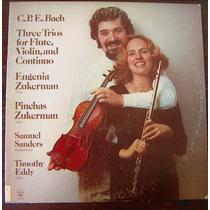 Clásica, C.p.e Bach, Lp12