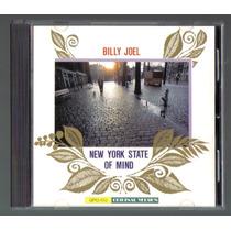 Billy Joel New York State Of Mind Cd Rarisimo Unica Ed Hwo
