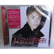 Justin Bieber: Under The Mistletoe, Cd