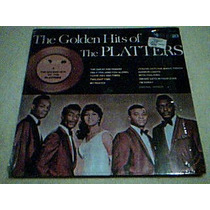 Disco Lp The Platters - The Golden Hits Of The Platters -
