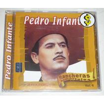 Pedro Infante Cd Rancheras Inmortales