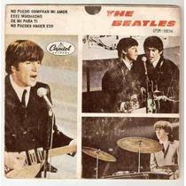 The Beatles Ep Sello Negro No Puedo Comprar Mi Amor Ep 10034