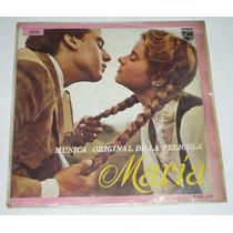 Maria Ep Musica De La Pelicula 1972 Roberto Pansera