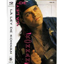 Konnan La Ley De Konnan Cassette Rarisimo Unica Ed 1992 Bvf