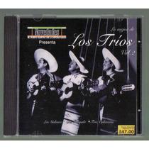 Lo Mejor De Los Trios Vol 2 Cd Edicion 2002 Novedades Idd