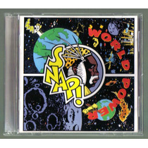 Snap World Power Cd Importado Germany 1a Ed 1990 Hwo