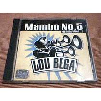 Cd Lou Bega - Mambo Nº. 5 - A Little Bit Of...- Cd Single