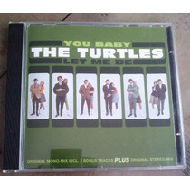The Turtles You Baby /let Me Be Cd Importado U.s.a. 1993 Bvf