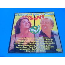 Disco Lp - Linda Vera A Bailar El Super Disco De La Cumbia