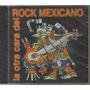 La Otra Cara Del Rock Mexicano - Cd Rock Punk Dark Metal Ska