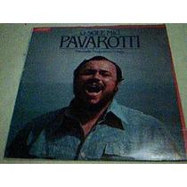 Disco Lp Luciano Pavarotti - Canciones Napolitanas Favoritas