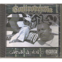 Controversia Funk - Cambiar Al M..( Hip Hop Rap Mexicano) Cd