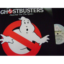 Ray Parker Jr- Ghostbuster (searchin´for The Spirit) Acetato