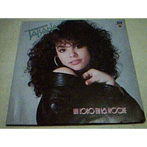 Disco Lp Tatiana - Un Lobo En La Noche -