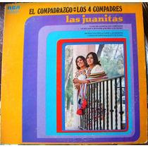 Bolero, Las Juanitas, Los 4 Compadres, Lp 12´, Hwo.
