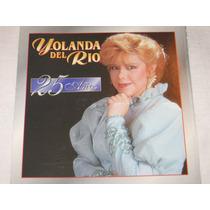 Cd Yolanda Del Rio Raro