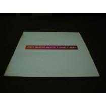 Pet Shop Boys - Cd Single - Together Daa