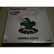 Laser Disc - Laser Karaoke Vol. L09 - Musica En Español -