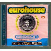 Eurohouse Session Medusas Cd Unica Edicion 1998 Bvf