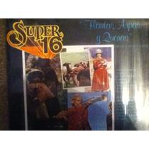 Disco Acetato De: Flautas Arpas Y Quenas