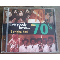 Everybody Loves The 70 S Vol 2 Cd Nacional Unica Ed 1996 Fdp