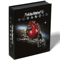 Tokio Hotel Box Fan Pack Special Humanoid Cd+dvd+bandera