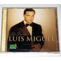 Cd Luis Miguel: Mis Romances Css