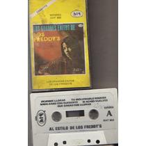 Audio Cassette Los Freddys Grandes Exitos