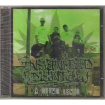 Insanidad Mental - A Ritmo Lento ( Hip Hop Rap Mexicano ) Cd