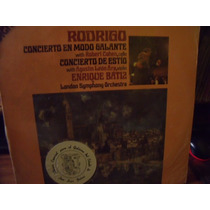 Lp Rodrigo Musica Clasica, Hecho En Usa.. Envio Gratis