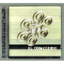 Timbiriche El Concierto Cd Doble 1a Ed 1999 Con Booklet Op4
