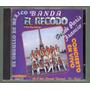 Banda El Recodo Concierto En Vivo Desde Paris Cd Ed 1995 Vmj