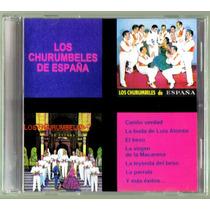 Los Churumbeles De España 24 Exitos 2 Cds En 1 Unica Ed 1994