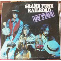 Rock Inter, Grand Funk Railroad, ( On Time ), Lp 12´, Bfn